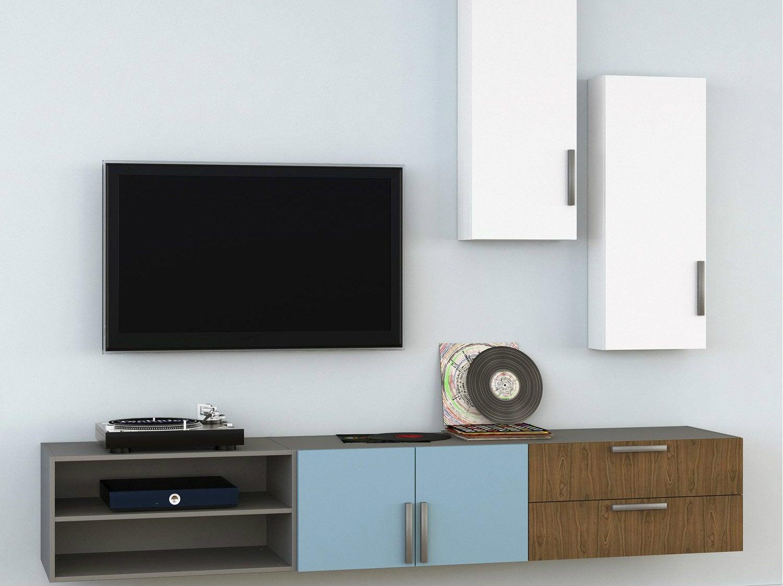 A Quelle Hauteur Mettre Une Tele Au Mur comment choisir son support tv ? | leroy merlin