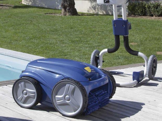 Comment Choisir Son Robot Piscine Leroy Merlin
