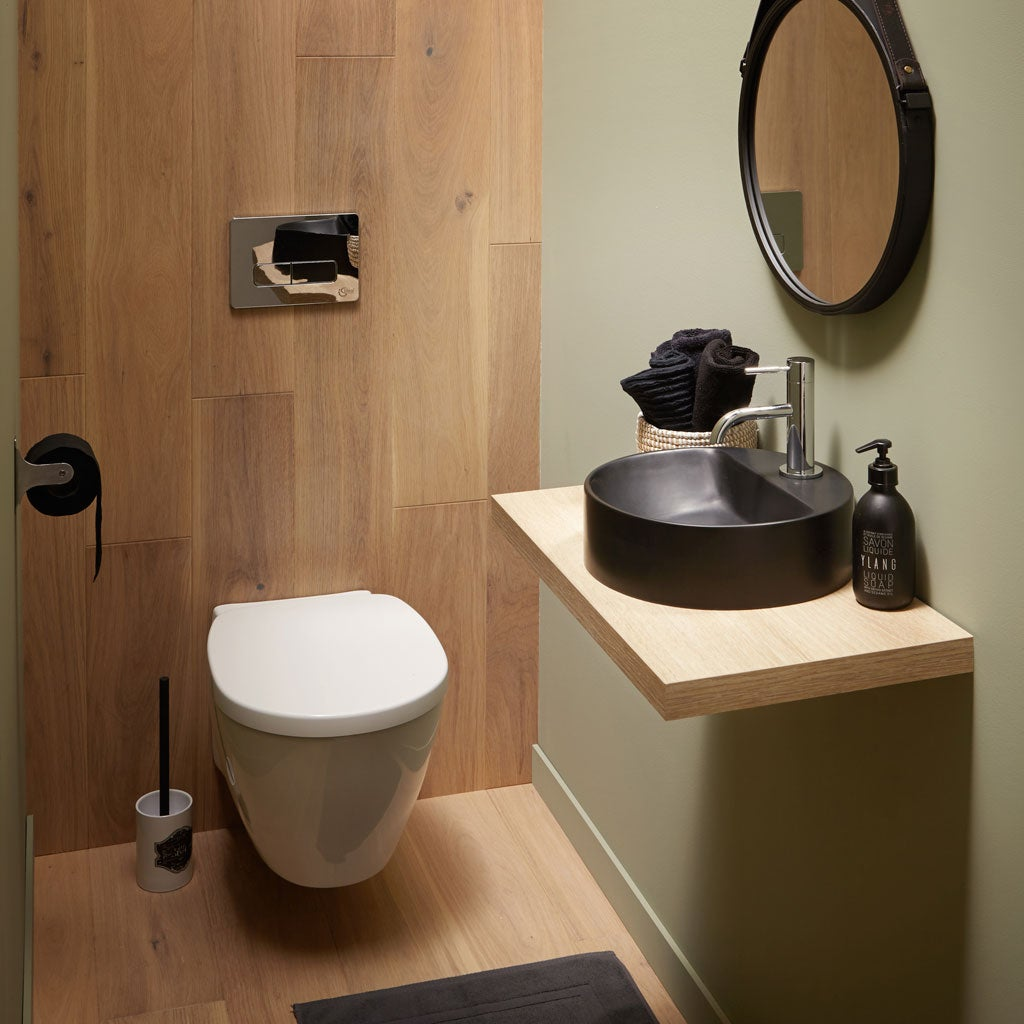 Salle De Bain Et Salle D Eau Différence comment choisir son robinet de lave-mains ? | leroy merlin
