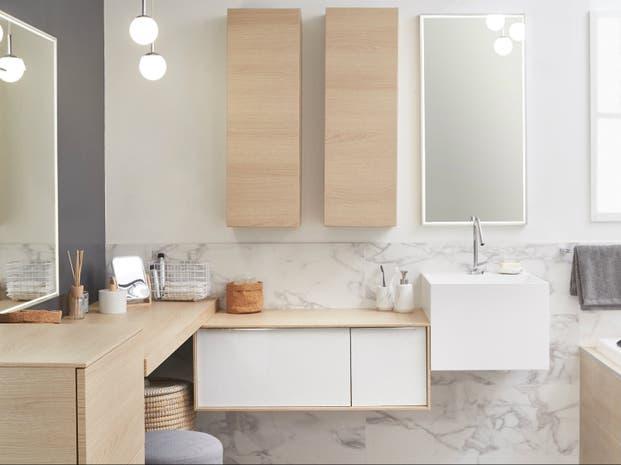 Comment choisir ses meubles de salle de bains ? | Leroy Merlin