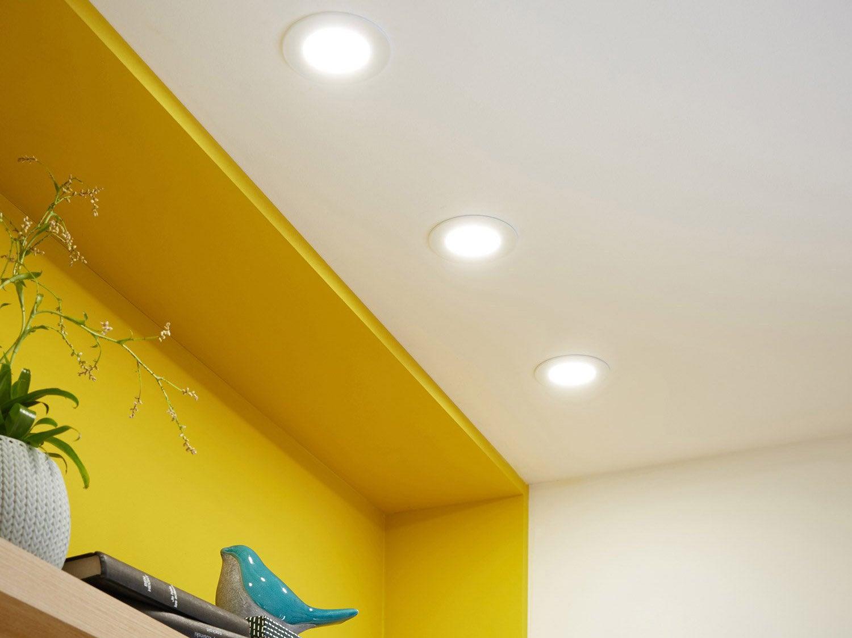 Faux Plafond Cuisine Spot Led comment choisir ses spots encastrables ? | leroy merlin
