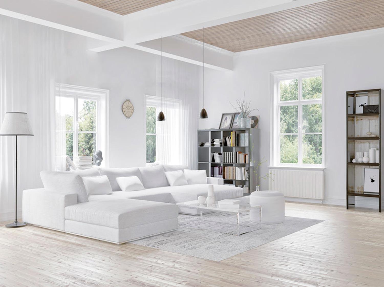 Peinture Escalier Noir Mat comment choisir sa peinture blanche d'intérieur ? | leroy merlin