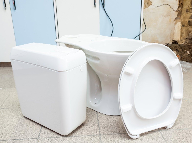 Changer Une Cuvette De Wc comment choisir son wc à poser ? | leroy merlin