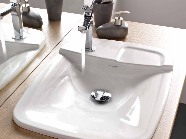 Comment choisir sa vasque ou son lavabo ?  Leroy Merlin