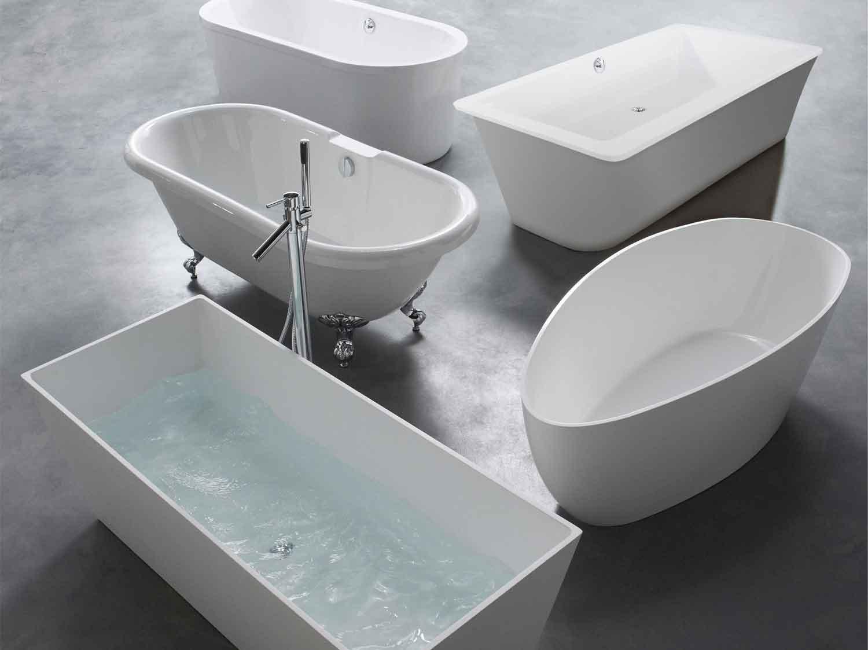 Baignoire Fibre De Pierre comment choisir sa baignoire ? | leroy merlin