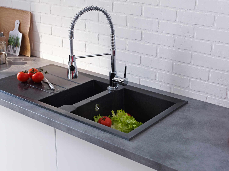 Comment Choisir Son Carrelage De Cuisine comment choisir son robinet de cuisine ? | leroy merlin