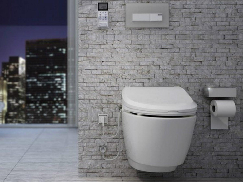 Nettoyer Lunette Toilettes Vinaigre Blanc comment choisir son wc japonais ? | leroy merlin