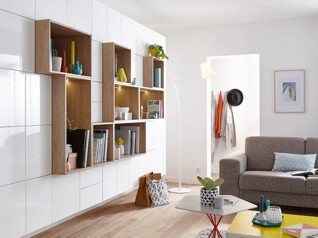 Comment choisir son rangement SPACEO HOME ?   Leroy Merlin