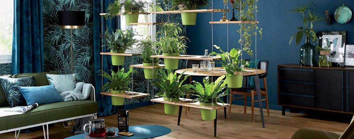 10 Idees Pour Faire Entrer La Nature Chez Soi Leroy Merlin