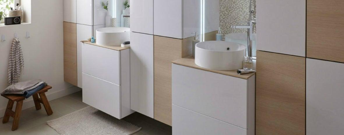 15 conseils pratiques pour ranger sa salle de bains | Leroy ...