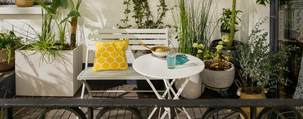 10 Conseils Pour Jardiner Sur Un Balcon Ou Une Terrasse