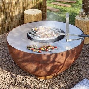 Barbecue Plancha Et Cuisine D Exterieur Leroy Merlin