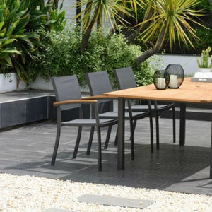 Salon De Jardin Table Et Chaise Leroy Merlin