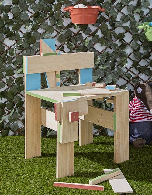 Diy Créer Un Mini établi Pour Enfants Leroy Merlin
