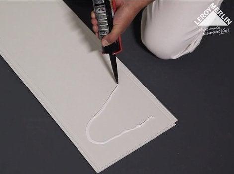 Comment poser du lambris PVC ? | Leroy Merlin