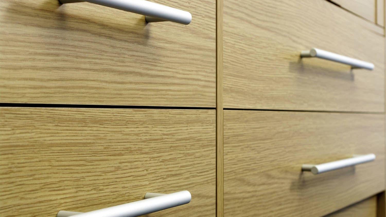Comment poser des poignées ou boutons de meuble ?  Leroy Merlin