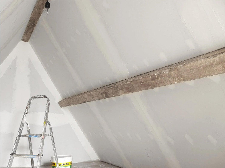 Isolation Phonique Mur Chambre comment choisir sa plaque de plâtre ?   leroy merlin