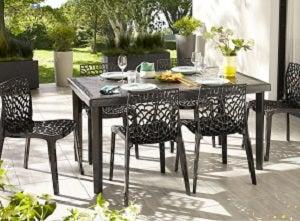 Table de jardin | Leroy Merlin